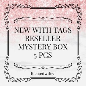 Reseller Inventory Mystery Box All NEW w/TAGS!